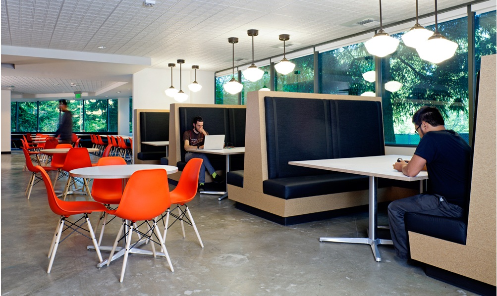 microsoft washington office kitchen pantry building office pantry